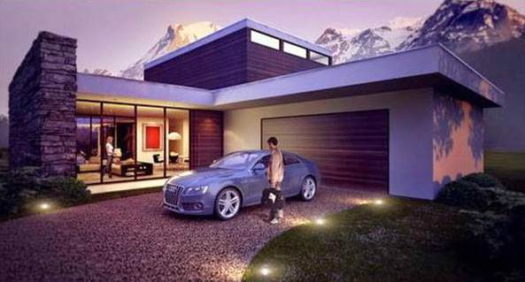Casas modulares en FHS Casas Prefabricadas 10454