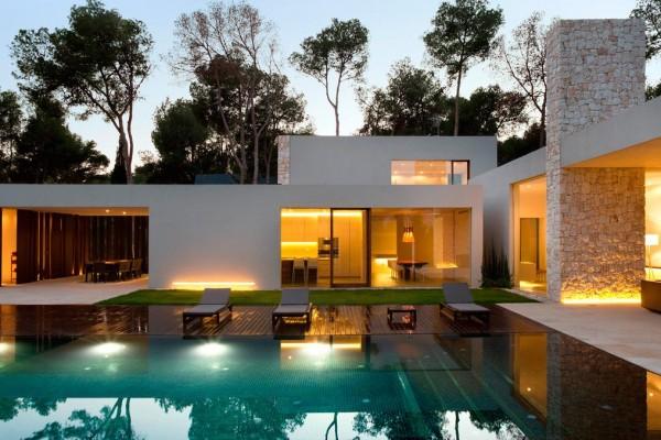 Casas modulares en Ramón Esteve|Estudio 9858