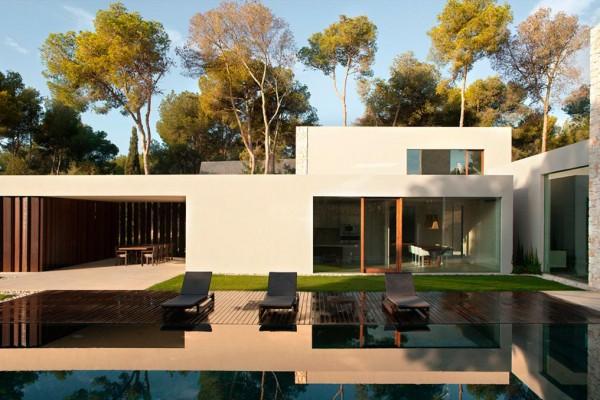 Casas modulares en Ramón Esteve|Estudio 9856