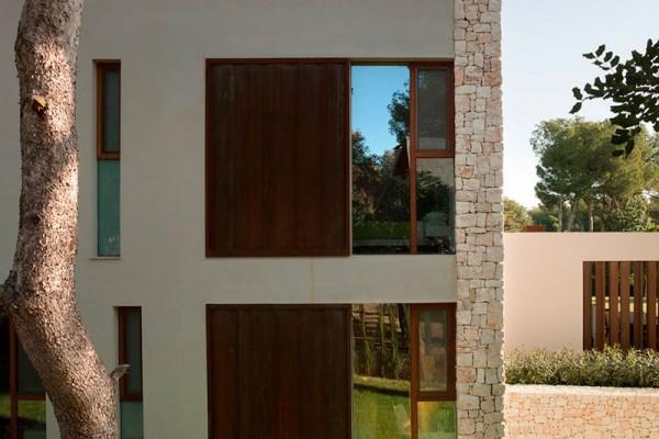 Casas modulares en Ramón Esteve|Estudio 9853
