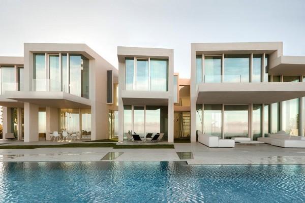 Casas modulares en Ramón Esteve|Estudio 9876