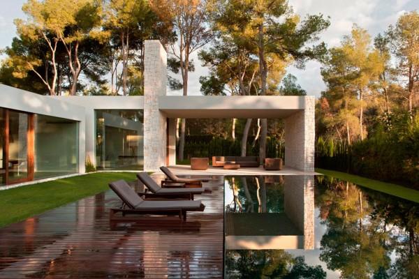 Casas modulares en Ramón Esteve|Estudio 9874