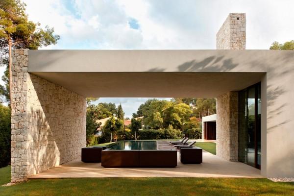 Casas modulares en Ramón Esteve|Estudio 9871