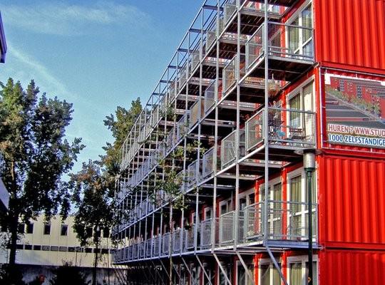 Casas modulares en Tempohousing 11185