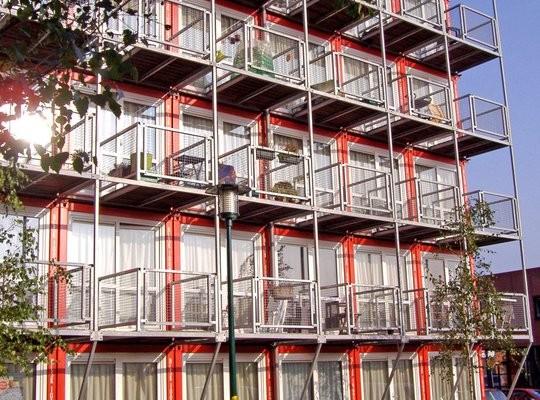 Casas modulares en Tempohousing 11184