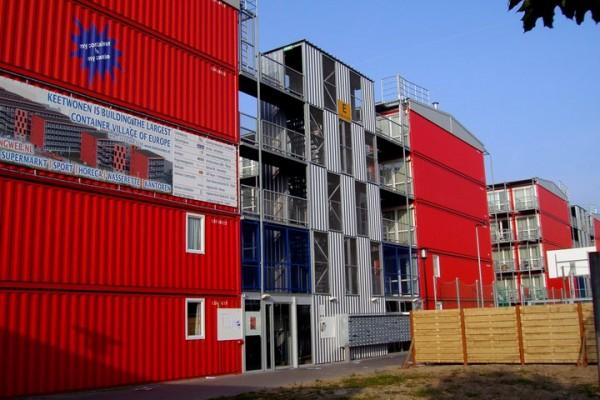 Casas modulares en Tempohousing 11183