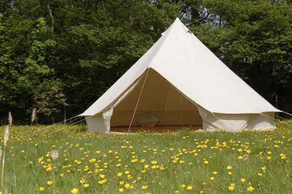 Jaimas, Tipis y Yurtas en Bell Tent UK 10737