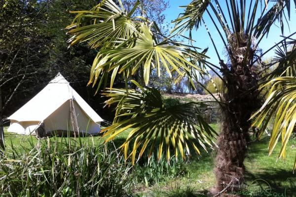 Jaimas, Tipis y Yurtas en Bell Tent UK 10736