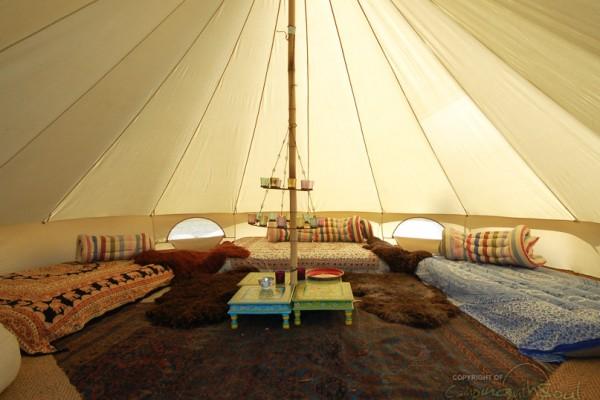 Jaimas, Tipis y Yurtas en Bell Tent UK 10734