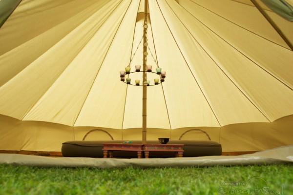 Jaimas, Tipis y Yurtas en Bell Tent UK 10733
