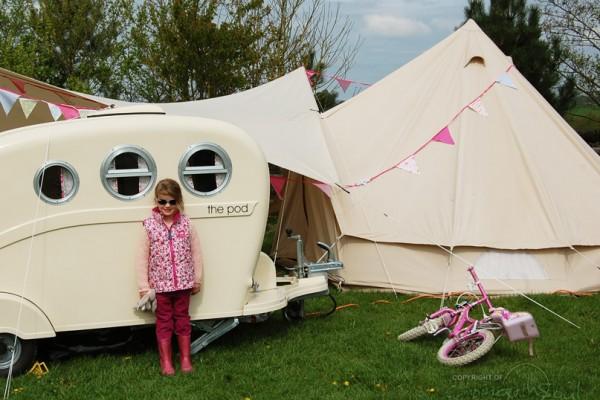 Jaimas, Tipis y Yurtas en Bell Tent UK 10732
