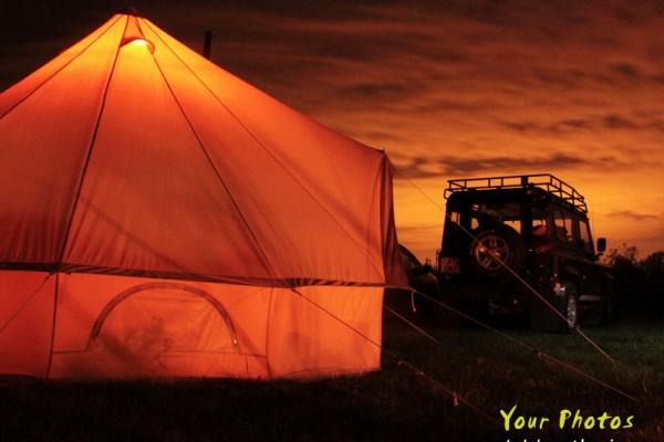 Jaimas, Tipis y Yurtas en Bell Tent UK 10729
