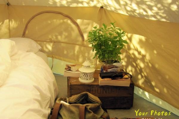 Jaimas, Tipis y Yurtas en Bell Tent UK 10728