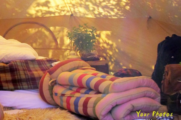 Jaimas, Tipis y Yurtas en Bell Tent UK 10727