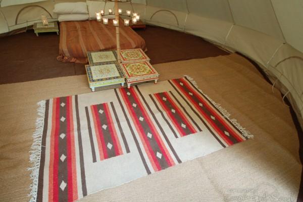 Jaimas, Tipis y Yurtas en Bell Tent UK 10726