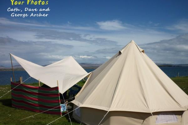 Jaimas, Tipis y Yurtas en Bell Tent UK 10724