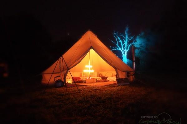Jaimas, Tipis y Yurtas en Bell Tent UK 10719