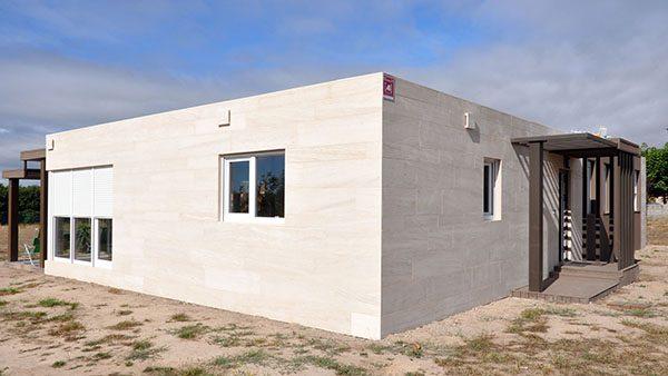 Casas modulares en Casas Cube 11605
