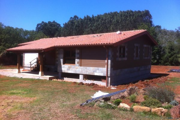 Casas de madera en arabakasa viviendu - Constructores de casas de madera ...