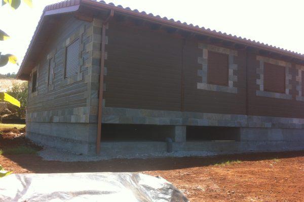 Casas de madera en Arabakasa 11706