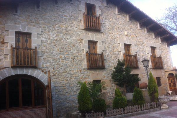 Casas de madera en Arabakasa 11701