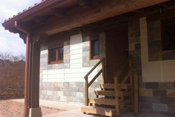Casas de madera en Arabakasa 11698