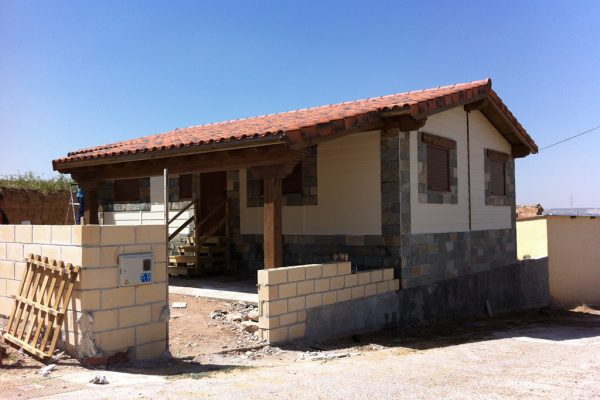 Casas de madera en Arabakasa 11697