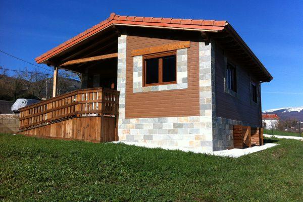 Casas de madera en Arabakasa 11685