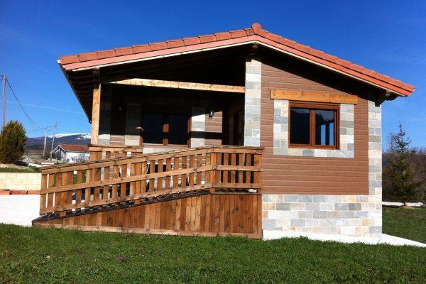 Casas de madera en Arabakasa 11684