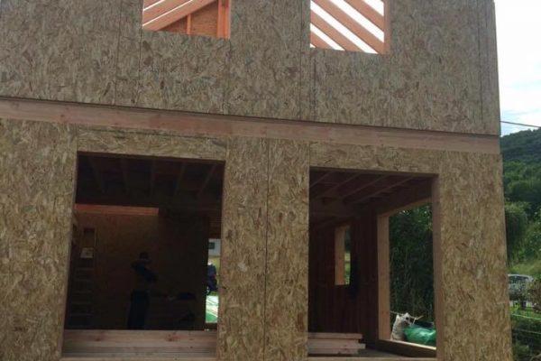 Casas de madera en Dimmer 12385