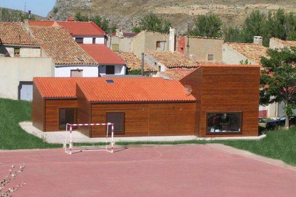 Casas de madera en Dimmer 12381