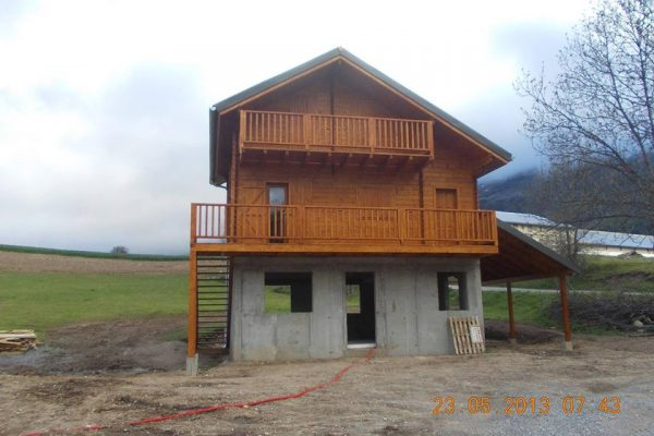 Casas de madera en Dimmer 12380