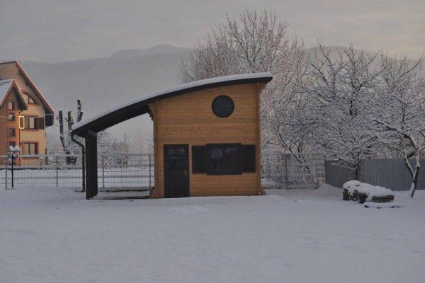 Casas de madera en Dimmer 12378