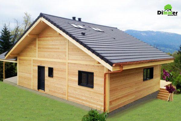 Casas de madera en Dimmer 12377