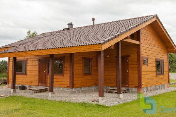 Casas de madera en PALMATIN 11839
