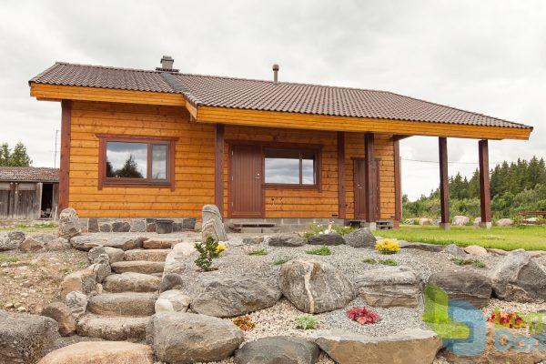 Casas de madera en PALMATIN 11838