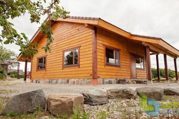Casas de madera en PALMATIN 11837