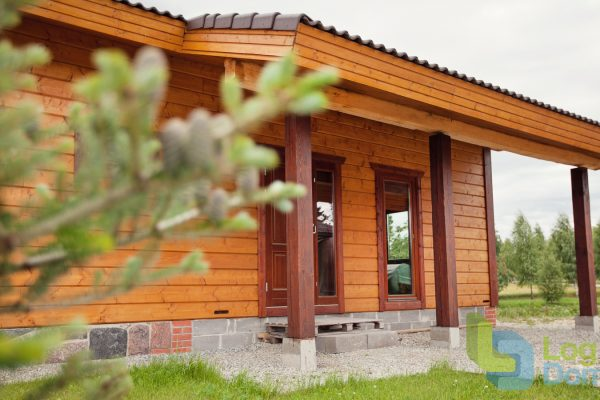 Casas de madera en PALMATIN 11836