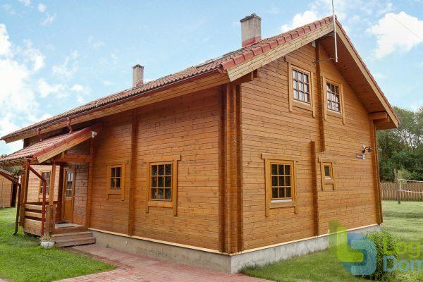 Casas de madera en PALMATIN 11831