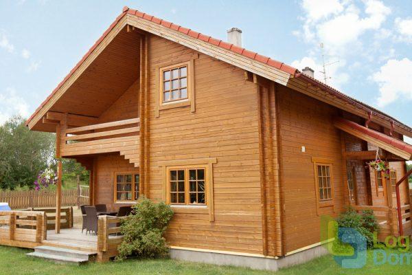 Casas de madera en PALMATIN 11830