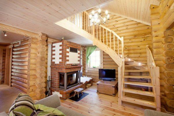 Casas de madera en PALMATIN 11824