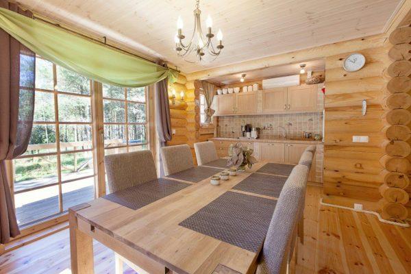 Casas de madera en PALMATIN 11823