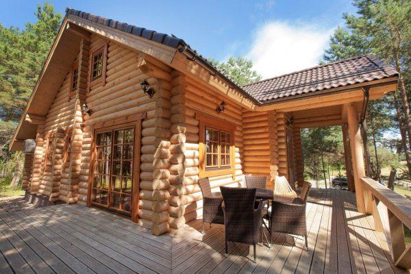 Casas de madera en PALMATIN 11822