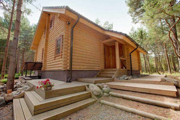 Casas de madera en PALMATIN 11821