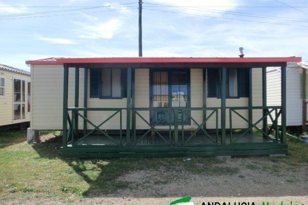 Casas modulares en Andalucía Módulos 12206