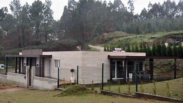 Casas modulares en Casas Cube 11594