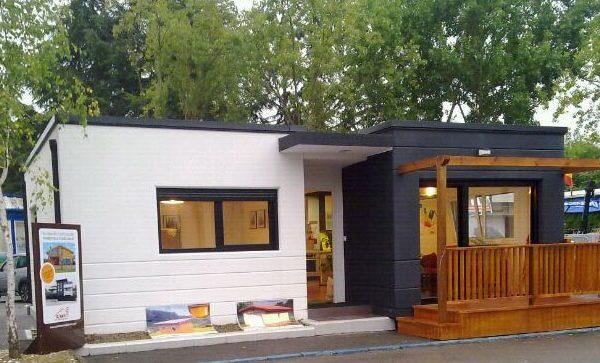 Casas modulares en CMI Casas Modulares 11755