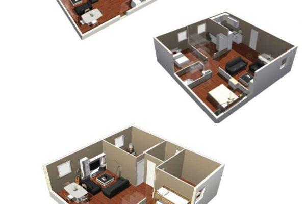 Casas modulares en Pro-Gal 11474