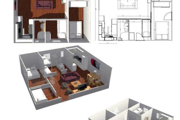 Casas modulares en Pro-Gal 11472