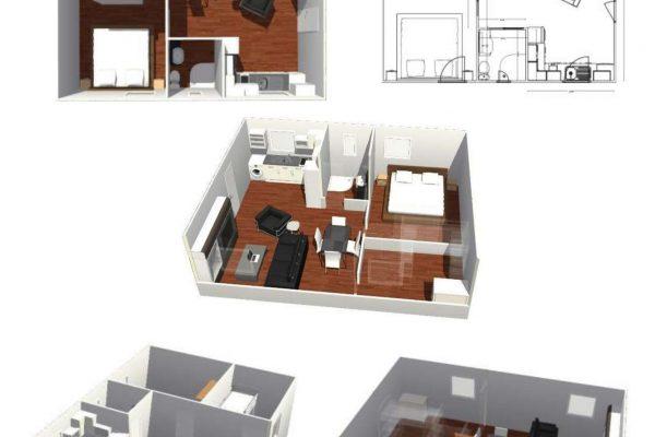 Casas modulares en Pro-Gal 11471